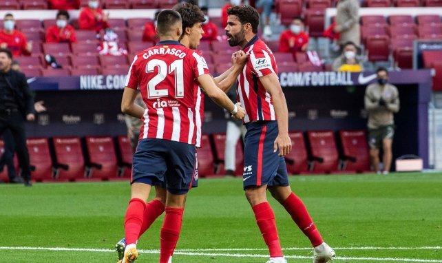 El nuevo cambio de delantero que estudia el Atlético de Madrid