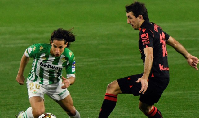 ¿Diego Lainez, la fuente de ingresos que anhela el Real Betis?