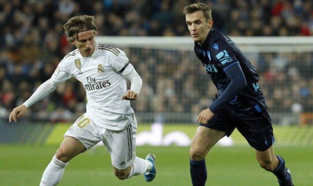 Se gesta una oferta de 40 M€ para sacar a Diego Llorente de la Real Sociedad