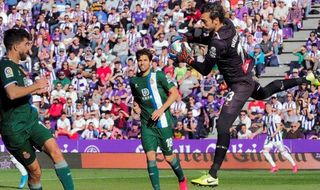 El futuro de Diego López sigue en el aire.