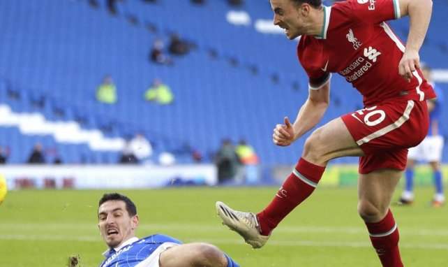 Premier | El Liverpool se deja dos puntos en Brighton