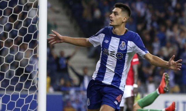 Diogo Leite, la apuesta defensiva del Valencia