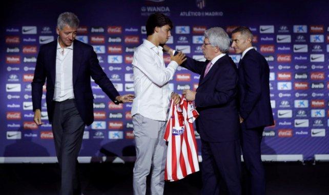 La directiva del Atlético trabaja ya en los nuevos fichajes.