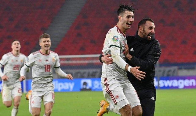 Atlético de Madrid | ¿Un rival menos en la carrera por Dominik Szoboszlai?