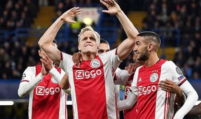 Donny van de Beek responde a los rumores sobre el Real Madrid