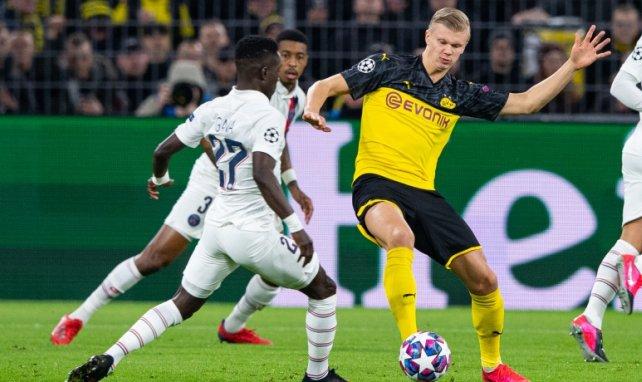 Liga de Campeones | Håland guía al Borussia Dortmund contra el PSG