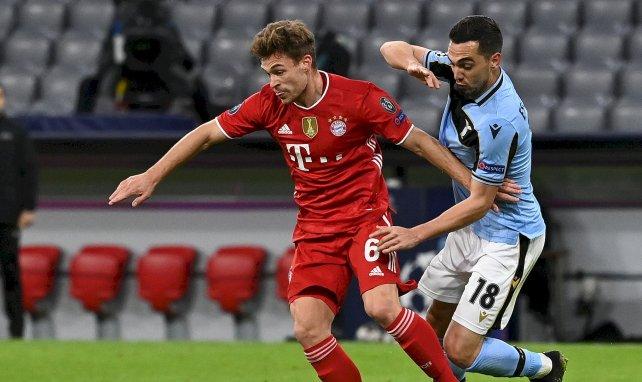 La firme postura del Bayern con Leon Goretzka y Joshua Kimmich