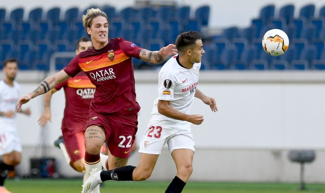 AS Roma | Las dudas de Mourinho con Zaniolo