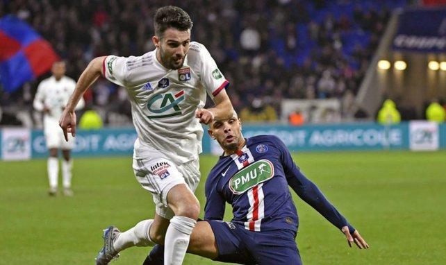 El PSG pasa al ataque por Léo Dubois