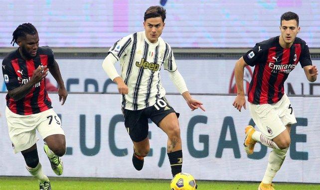 Paulo Dybala, un factor clave en el mercado de la Juventus