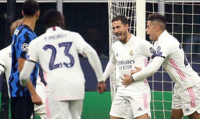 Liga de Campeones | El Real Madrid sonríe a costa del Inter de Milán