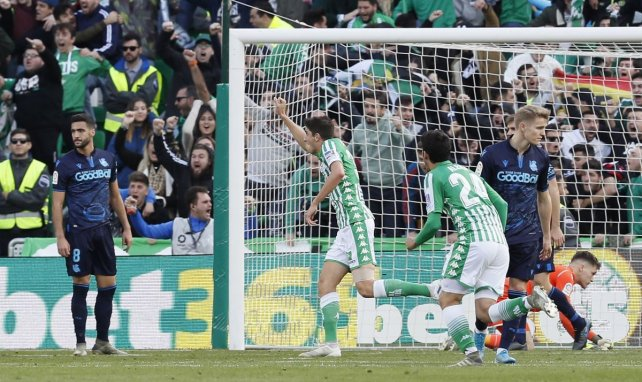 El Real Betis quiere blindar a Edgar González