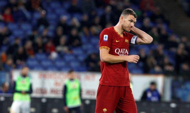 Edin Dzeko, una nueva alternativa para el ataque de la Juventus de Turín