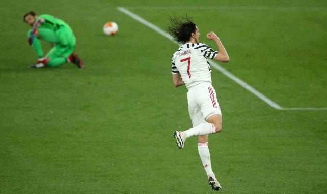 Europa League | De Gea y Cavani conducen al Manchester United hasta la final