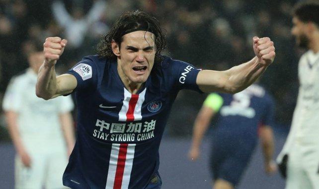 El Atlético de Madrid quiere aprovechar la indecisión de Cavani