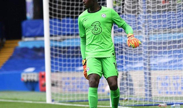 Chelsea | Mendy explica su competencia con Kepa