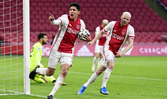 El Ajax ya se mueve para blindar a 2 pilares