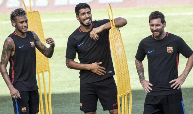 Neymar también lanza un pellizco a la directiva del FC Barcelona