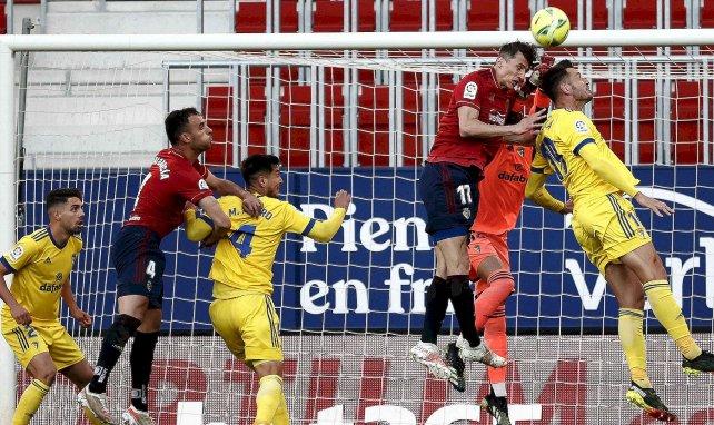 Osasuna anuncia una renovación