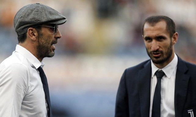 El factor que impidió la retirada de Giorgio Chiellini