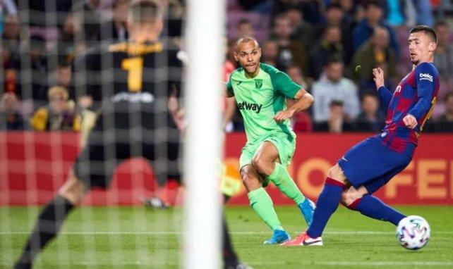 El FC Barcelona confirma a la Liga que pagará la cláusula de Braithwaite