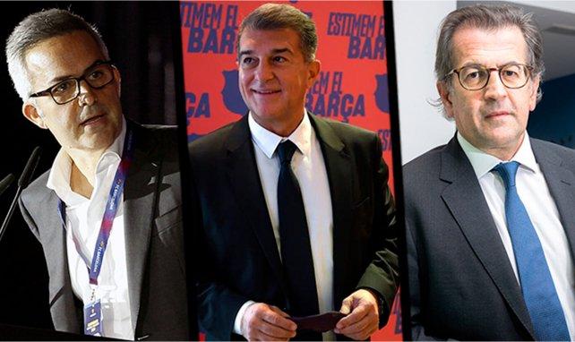 Fichajes y futuro de Messi. Los candidatos a la presidencia del FC Barcelona se pronuncian