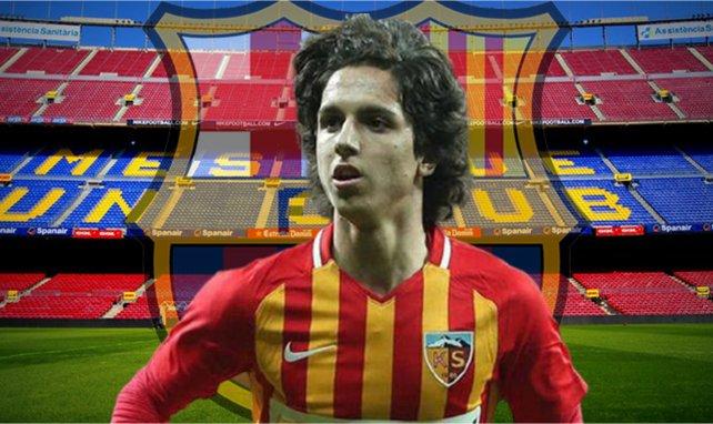 El FC Barcelona ficha a Emre Demir