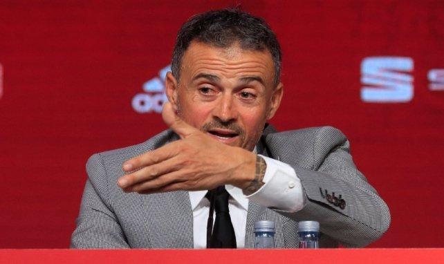 Luis Enrique analiza la actualidad de la Selección Española