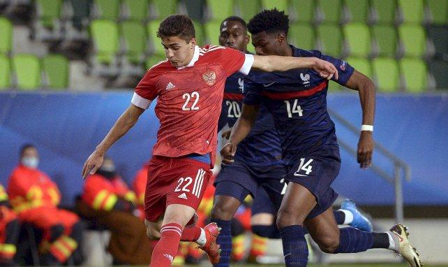 El joven talento ruso que ha cautivado al FC Barcelona