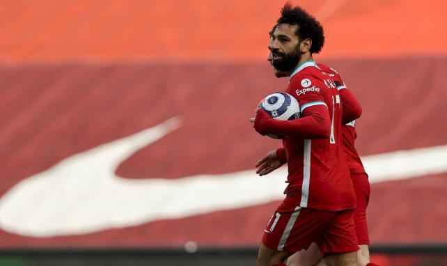 Mohamed Salah, el as bajo la manga del PSG