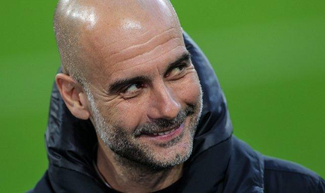 La petición de Pep Guardiola a los aficionados del Manchester City