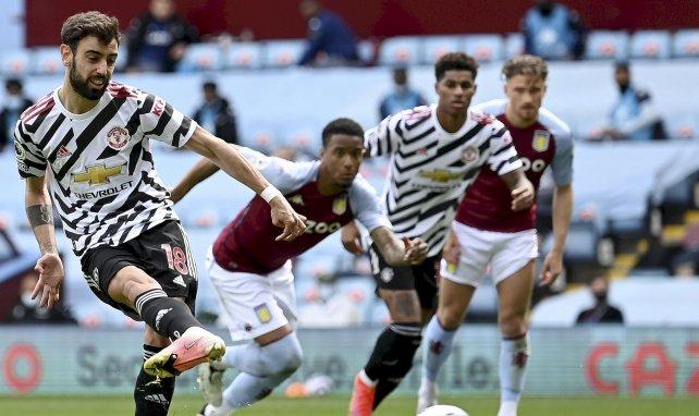 Premier | Remontada del MU en el feudo del Aston Villa
