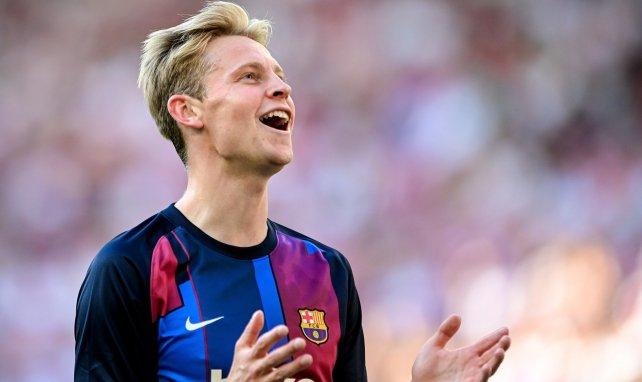 FC Barcelona | Los dos grandes pretendientes de Frenkie de Jong