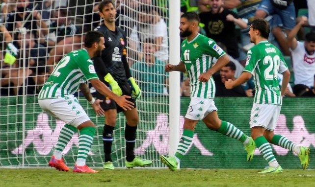 Liga | El Espanyol consigue un empate sobre la bocina en el Villamarín