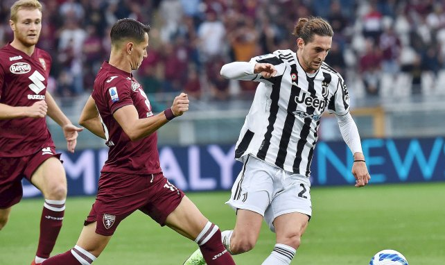 La Juventus busca comprador por Adrien Rabiot