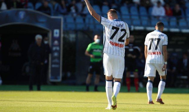 Serie A | Josip Ilicic impulsa a la Atalanta frente al Empoli