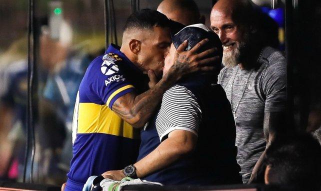 Maradona acaba de fallecer