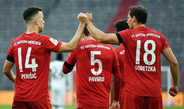 Bundesliga | El Bayern Múnich noquea al Eintracht de Frankfurt