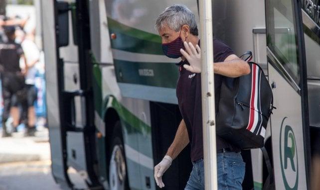 Así ve Quique Setién la actualidad del FC Barcelona