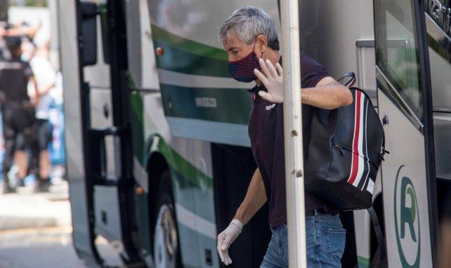 El análisis de Quique Setién tras el triunfo del FC Barcelona