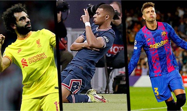 Liga de Campeones   Equipo tipo de la 3ª jornada