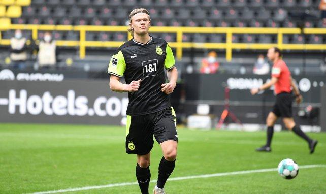 El Borussia Dortmund no cede con Erling Haaland