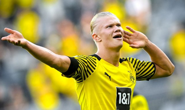 El Borussia Dortmund baraja 4 recambios para Erling Haaland