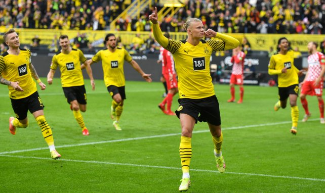El Borussia Dortmund ya valora un futuro sin Erling Haaland