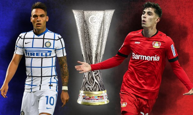 Inter de Milán - Bayer Leverkusen | Los onces probables