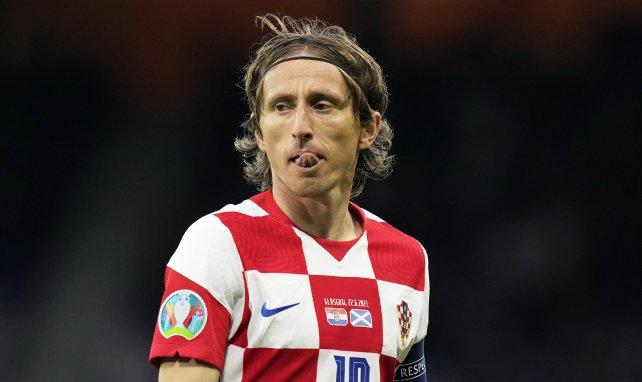 Real Madrid | Los minutos de Luka Modric, dosificados
