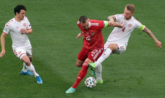 Eurocopa | Dinamarca arrolla a Rusia; Bélgica tumba a Finlandia