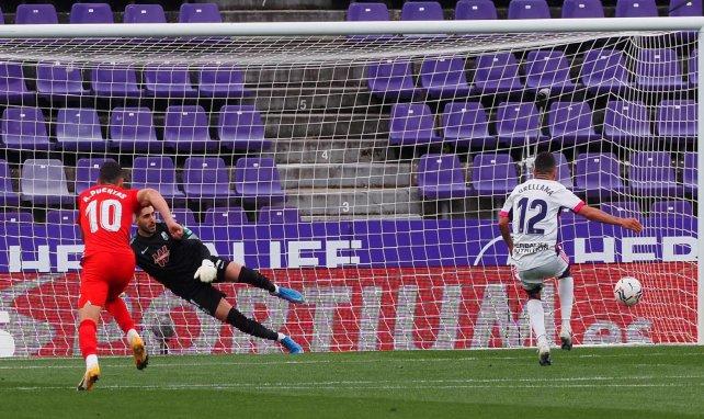 Liga | El Granada pone en jaque al Real Valladolid