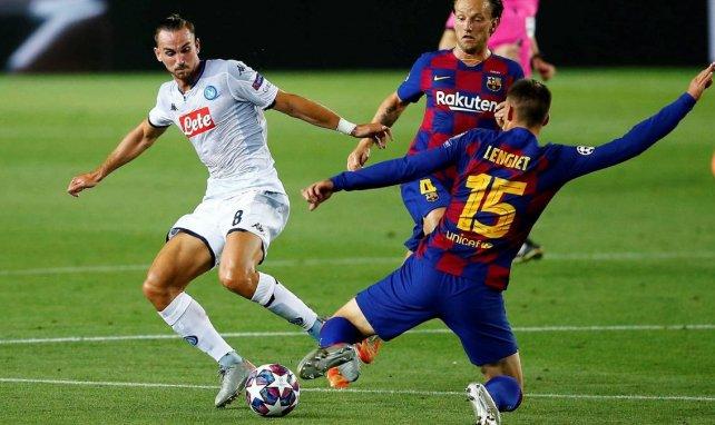 Liga de Campeones | El FC Barcelona supera al Nápoles y se cita con el Bayern Múnich