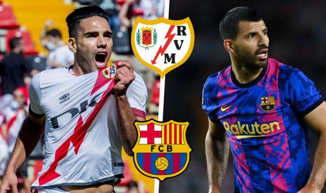 Confirmados los onces de Rayo Vallecano y FC Barcelona